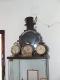 Vasúti múzeum az őrházban