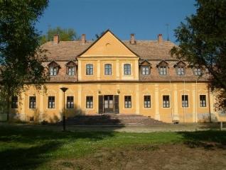 Csapody kastély - nyugat
