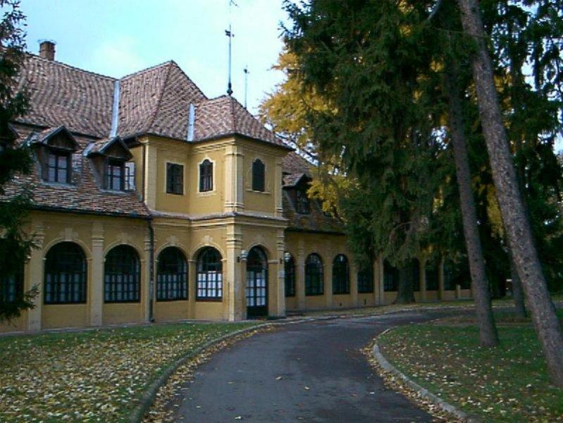 Csapody kastély - kelet